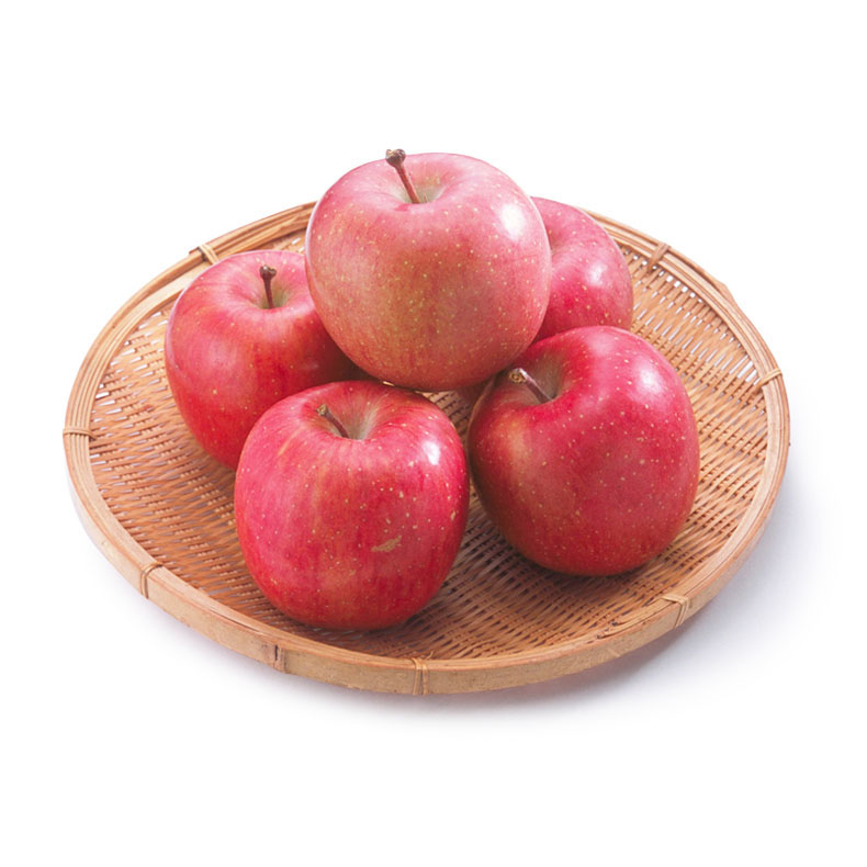 洛川红富士苹果6kg装