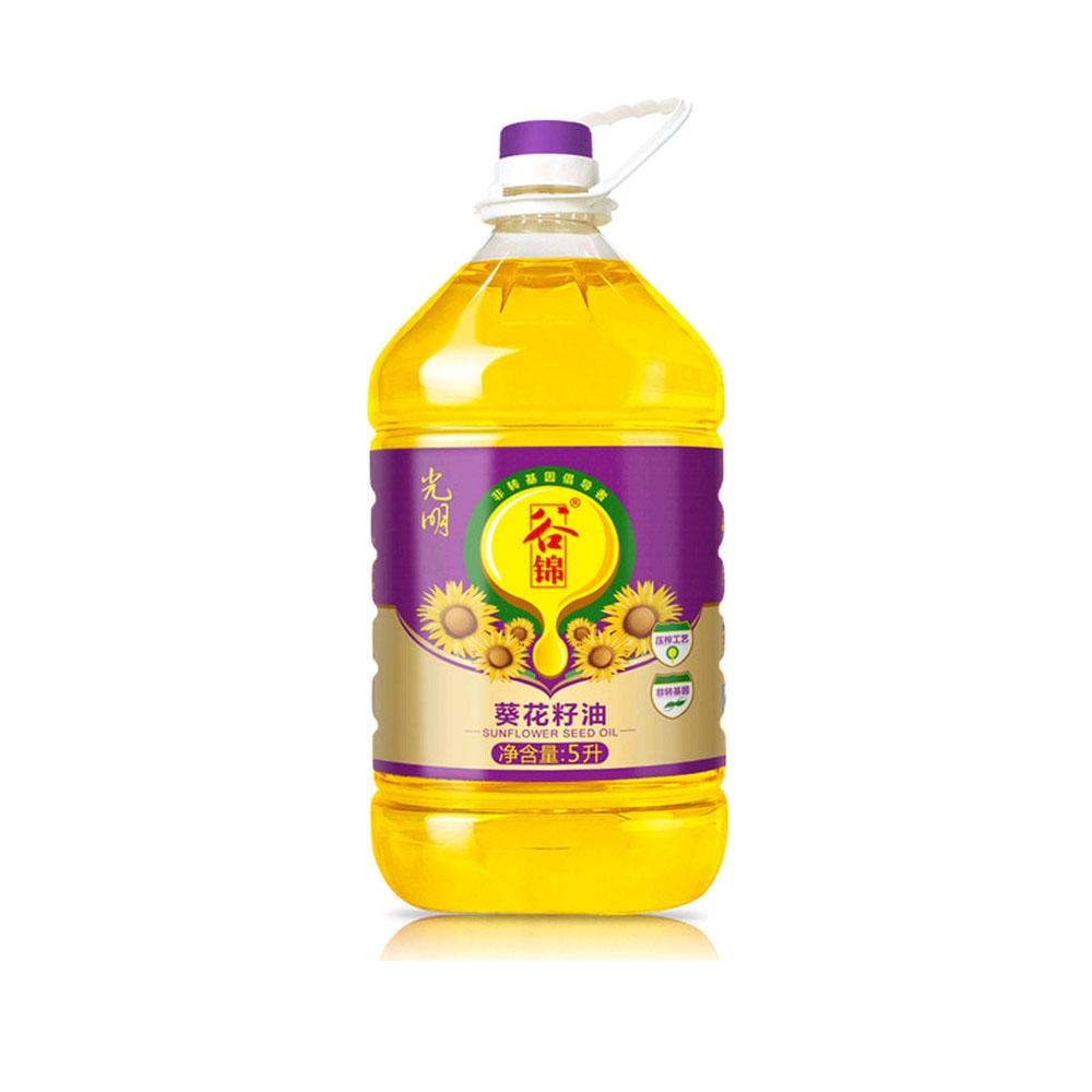 光明谷锦葵花籽油