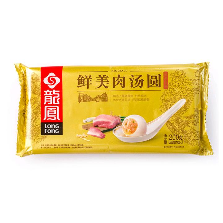 龙凤鲜肉汤圆