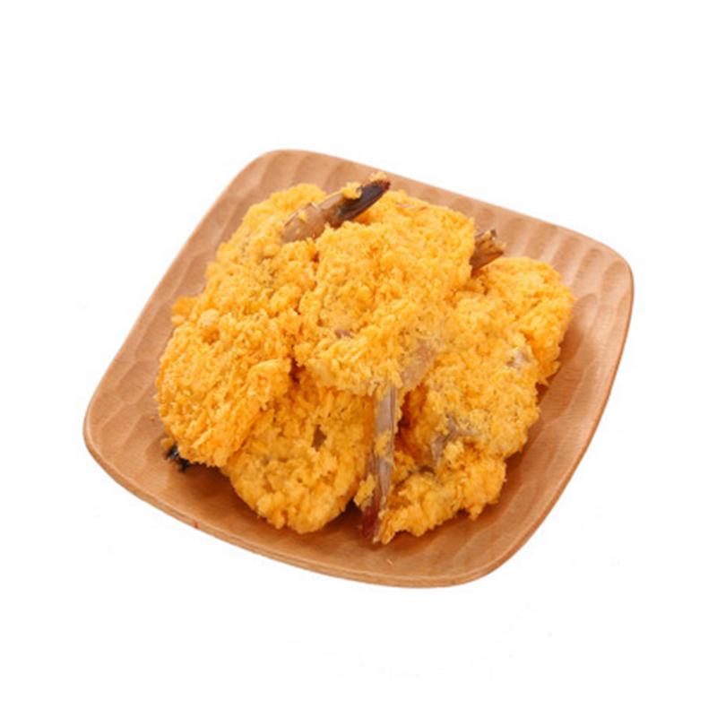 定海针蝴蝶面包虾