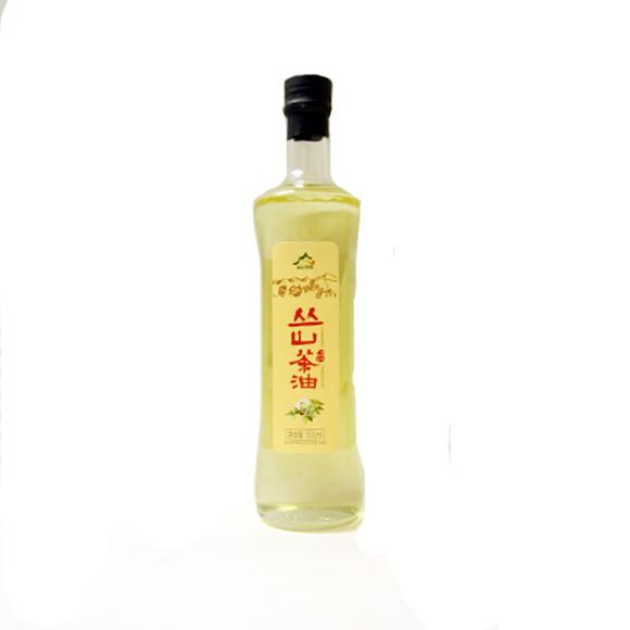 丛山茶油500ml