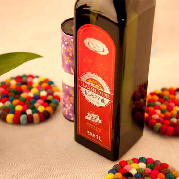 玛诺斯庄园亚麻籽油