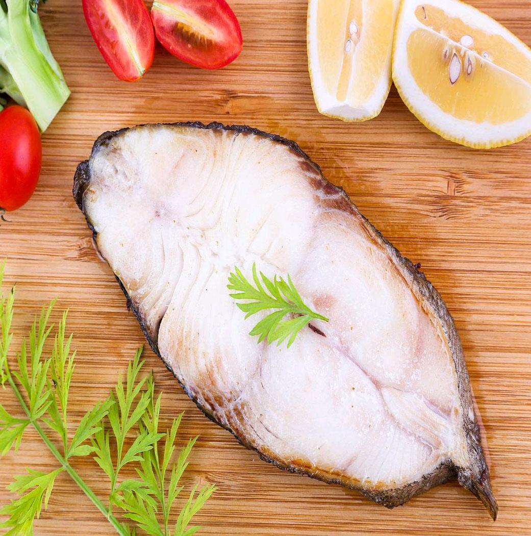 阿拉斯加黑鳕鱼块