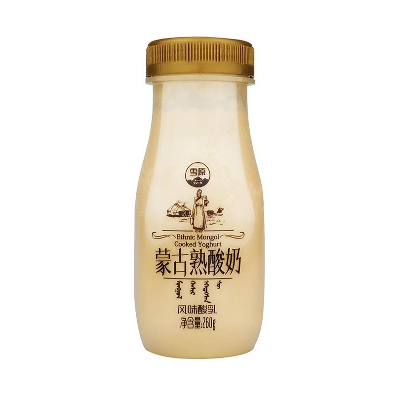 雪原蒙古熟酸奶