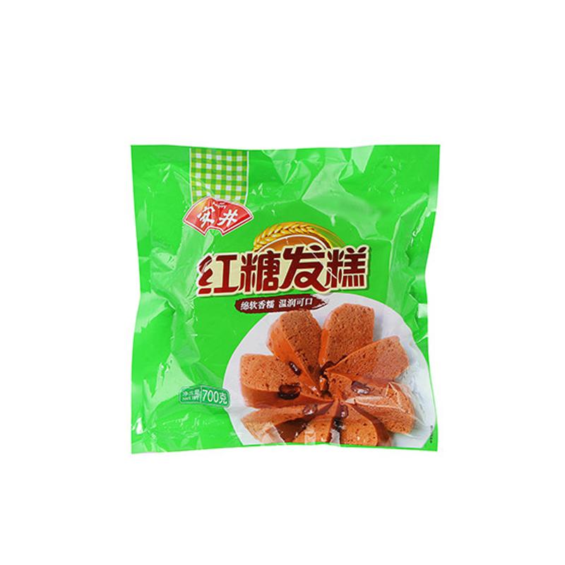 安井红糖发糕