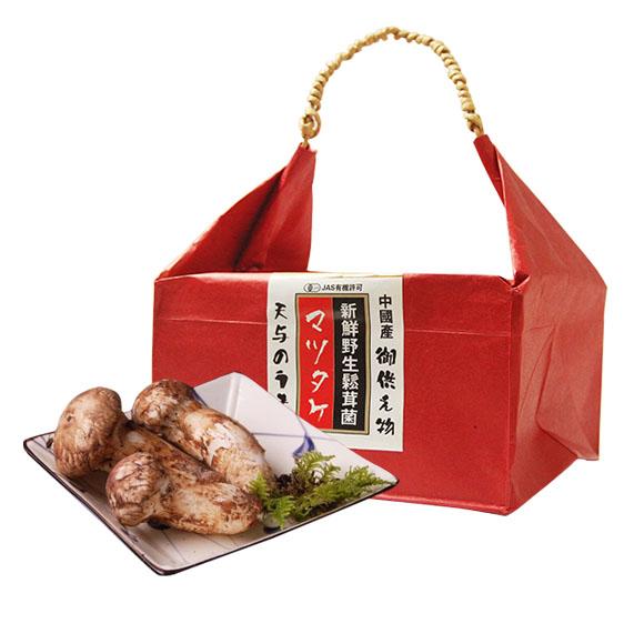 香格里拉特级野生松茸(10.1-14cm)