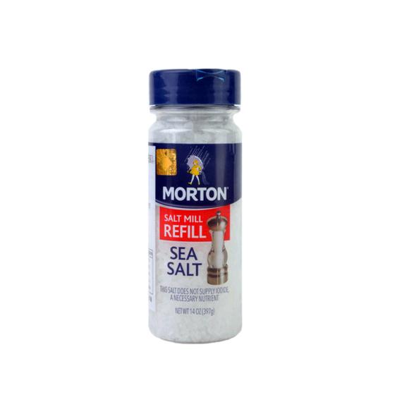 莫顿牌特粗海盐(研磨罐补充装)
