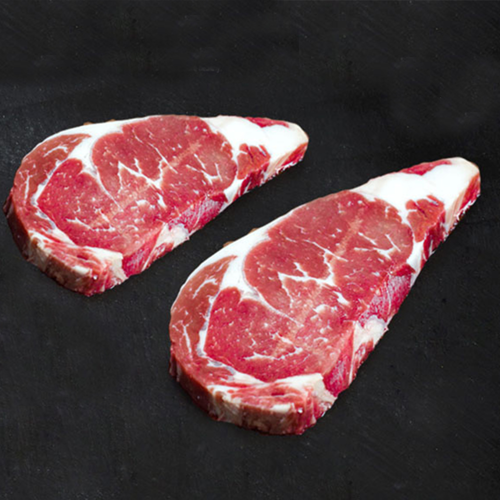 加拿大安格斯谷饲眼肉牛排(AAA)