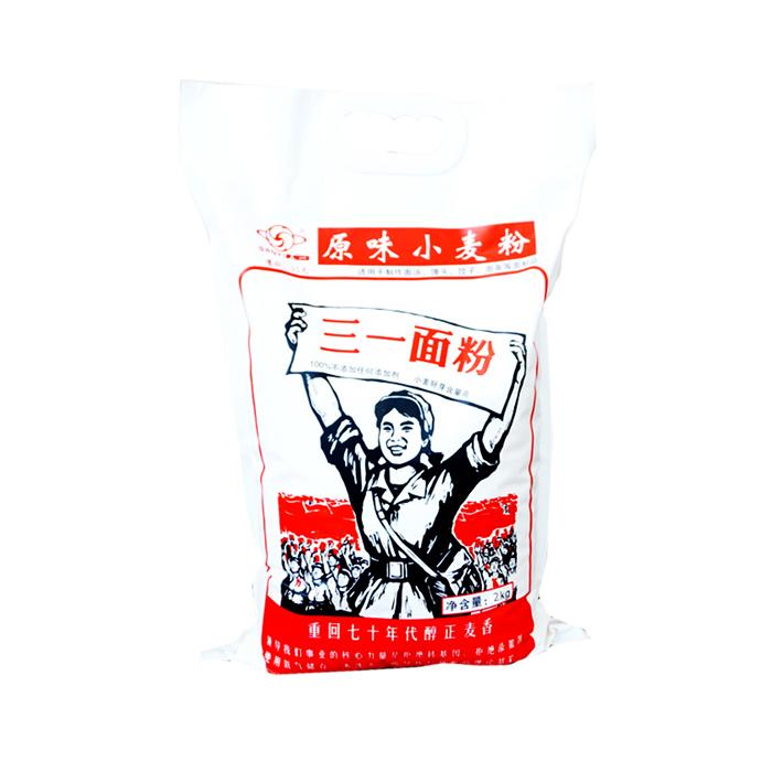三一牌原味小麦粉
