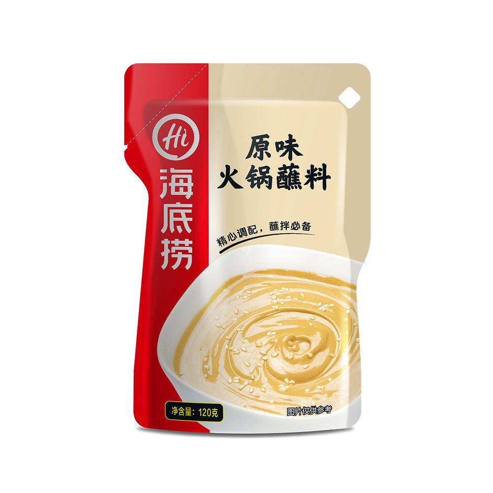 海底捞火锅蘸料原味