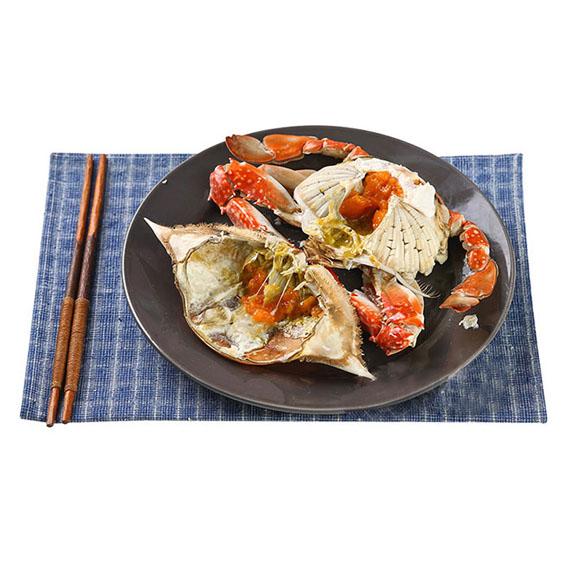 舟山野生红膏蟹(200-300g/只)