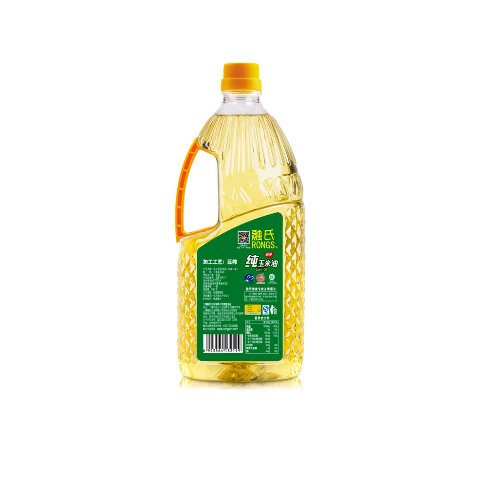 融氏纯玉米油1.8L