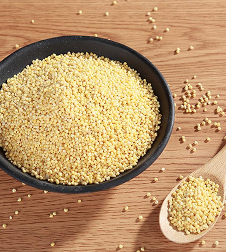 粮辛大黄米