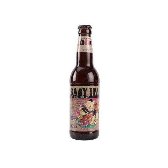 婴儿肥印度淡色艾尔啤酒