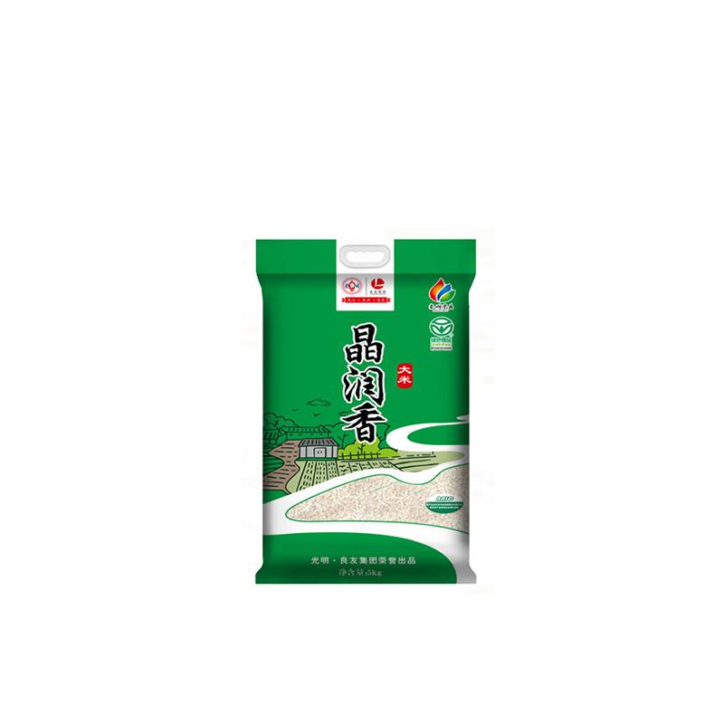 晶润香大米