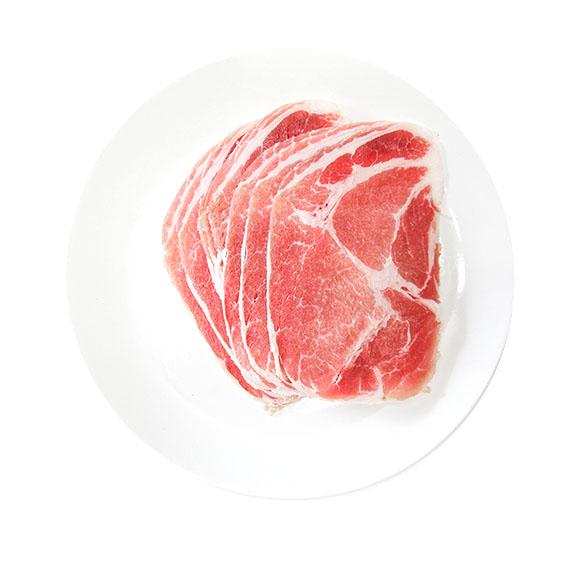 丹麦皇冠谷饲猪梅肉片