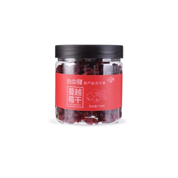 蔓越莓干(罐装)