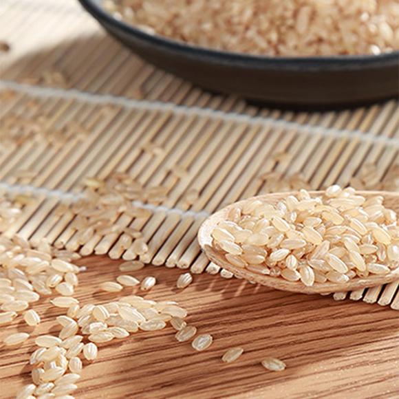 粮辛蟹田糙米