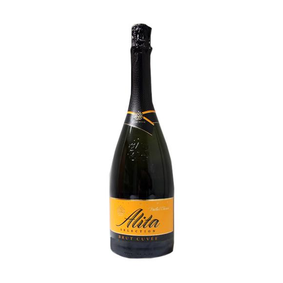 艾莉塔天然高泡葡萄酒