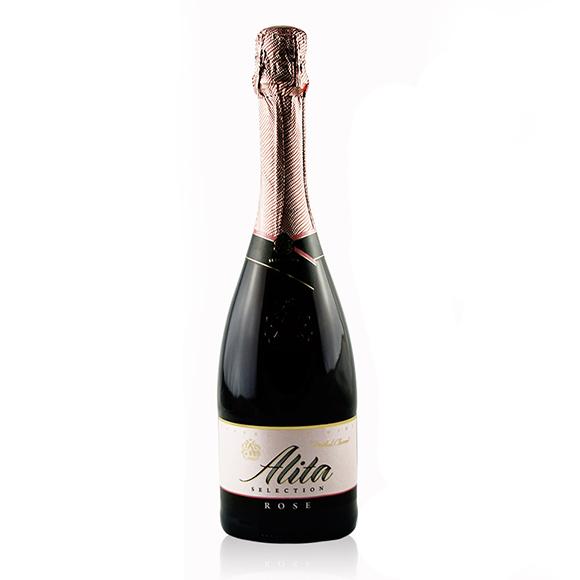 艾莉塔粉红高泡葡萄酒