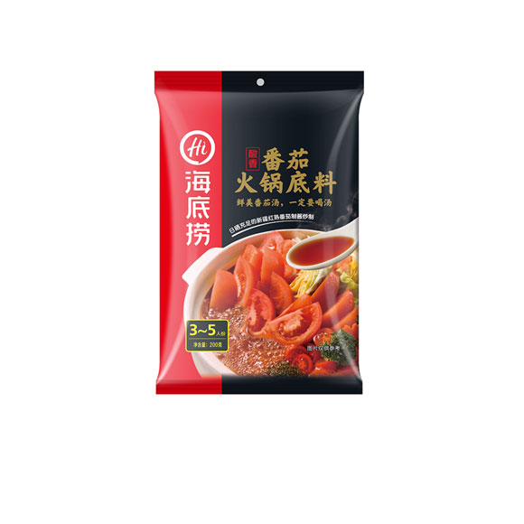 海底捞番茄火锅底料(番茄味)