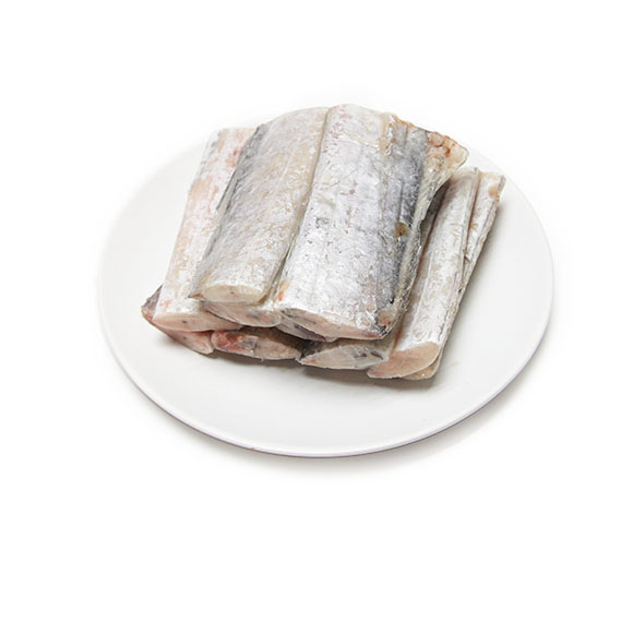 舟山野生带鱼段(150-250g/条)