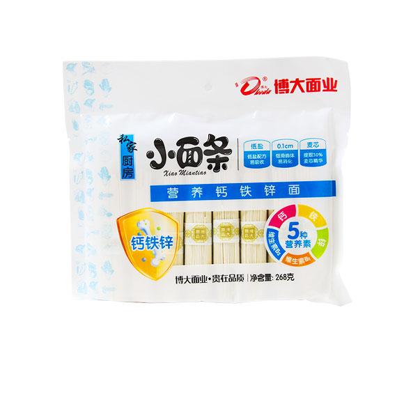 营养钙铁锌面
