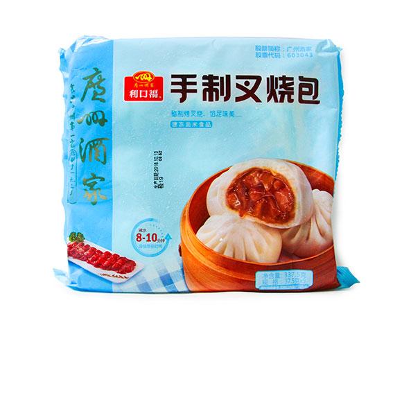 广州酒家手制叉烧包