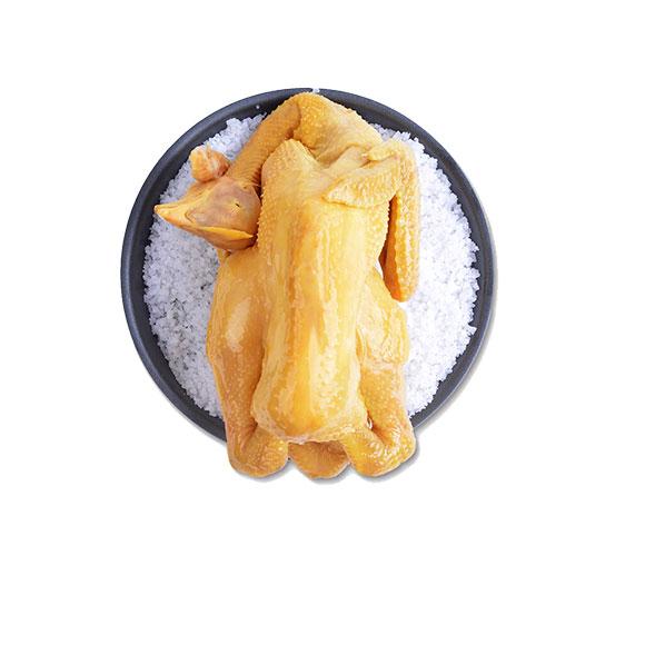 盐焗鸡(供港瑧品)