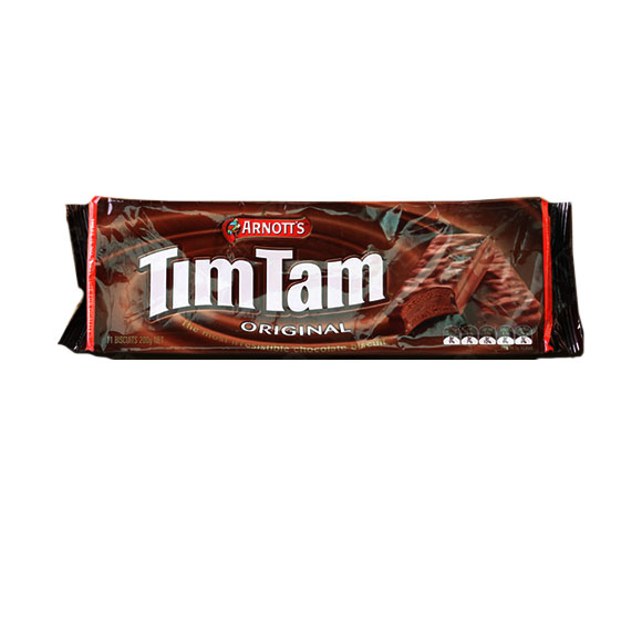 天甜timtam原味巧克力夹心饼干