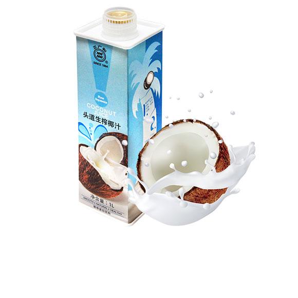 正广和头道生榨椰汁