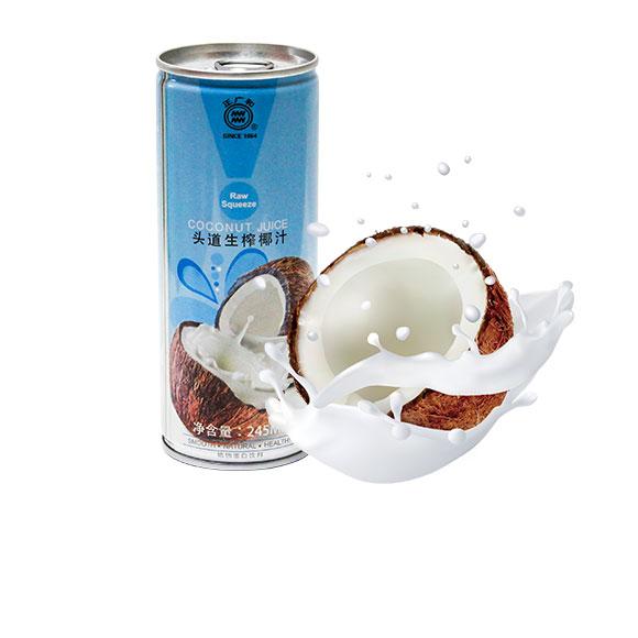 正广和头道生榨椰汁礼盒