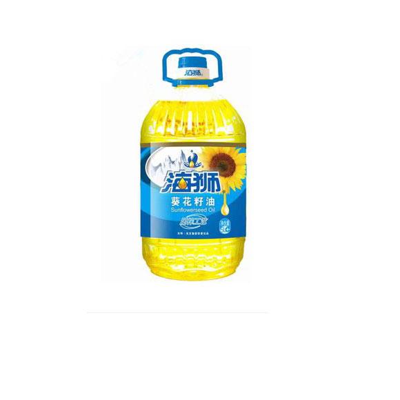海狮葵花籽油5L