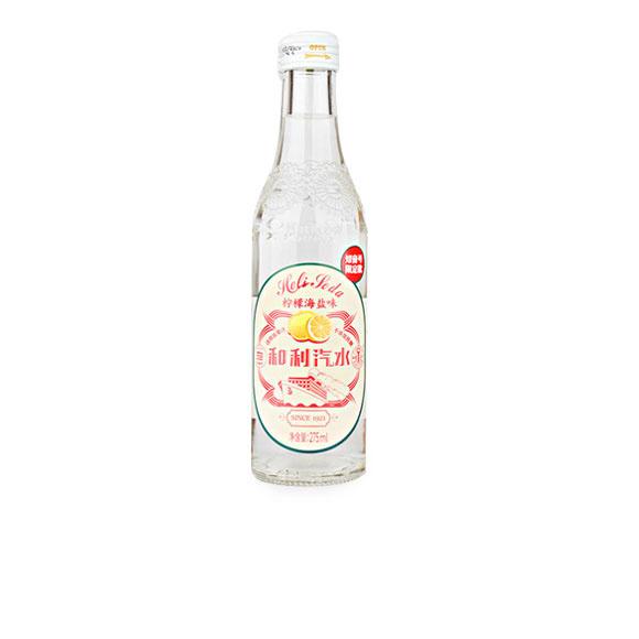汉口二厂柠檬海盐味汽水