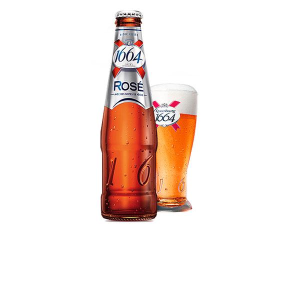 克伦堡1664玫瑰啤酒
