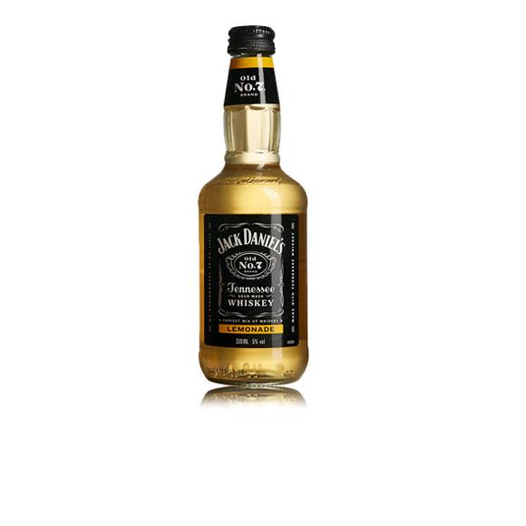 杰克丹尼威士忌预调酒-柠檬味