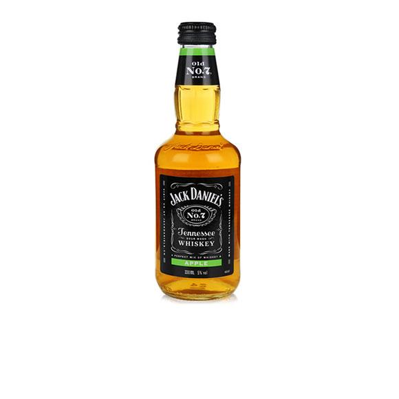 杰克丹尼威士忌预调酒-苹果味