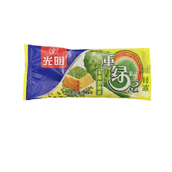 精品重绿豆棒冰