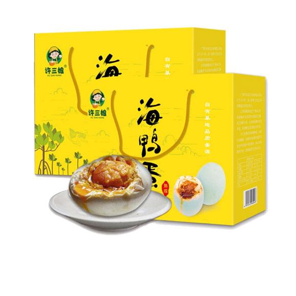 许三娘熟咸海鸭蛋(20枚)