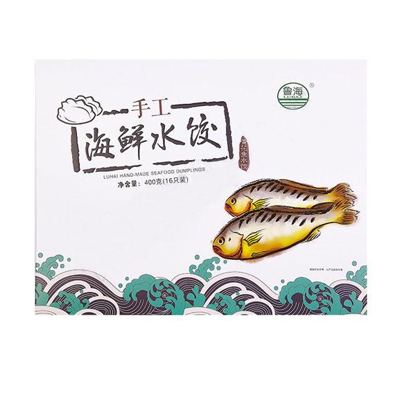 手工海鲜水饺(黄花鱼口味)