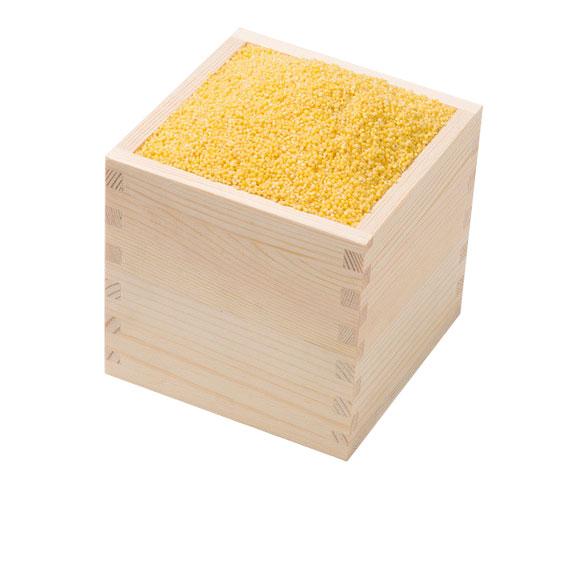 禾下土有机玉米糁