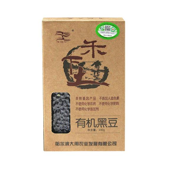 禾下土有机黑豆