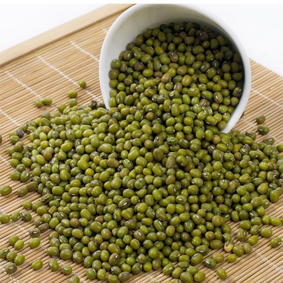 禾下土有机绿豆