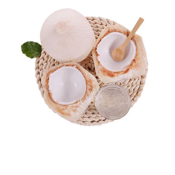展卉 泰国进口椰青 椰子 2个装 单果800g以上 赠送开椰器和吸管 新鲜水果