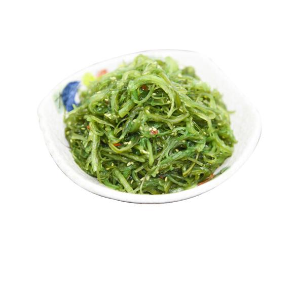 盖世 冷冻即食调味裙带菜 酸甜味 500g 袋装 日料寿司海藻沙拉 海鲜火锅凉菜