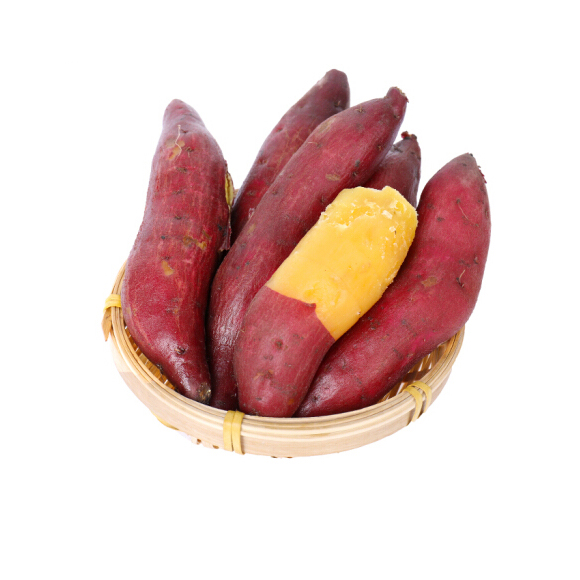 家美舒达 临安天目山小香薯 约600g  小果 红薯 地瓜 新鲜蔬菜