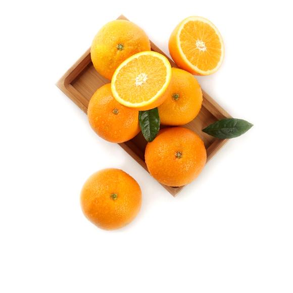 海外直采 南非橙子 1kg装 单果重约140-180g 生鲜榨汁夏橙 新鲜水果