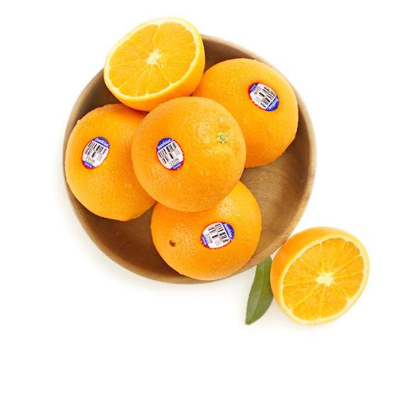 新奇士Sunkist澳洲鮮橙 6粒 單果約140-190g 生鮮進口水果橙子