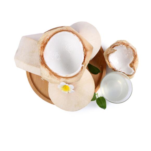 泰国进口椰青 椰子 9个装 单果重800g以上 赠送开椰器和吸管 新鲜水果