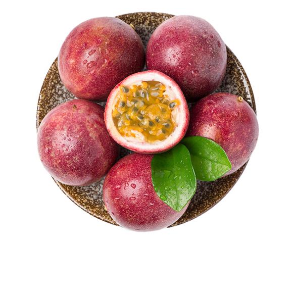 百香果 精选大果12个装 单果70-100g 新鲜水果